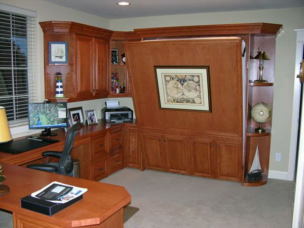 Best 25+ Murphy bed desk ideas on Pinterest | Murphy bed ...