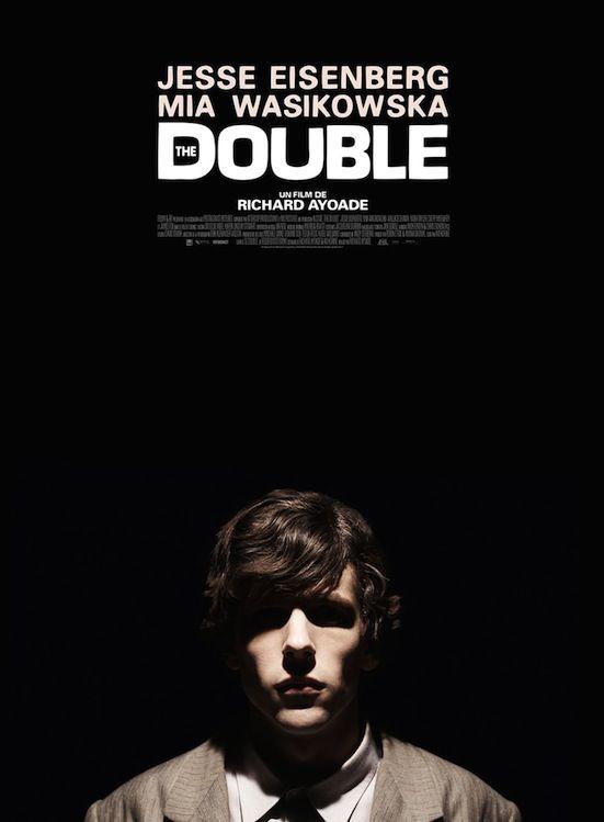 Nouveau trailer de The Double avec Jesse Eisenberg et Mia Wasikowska