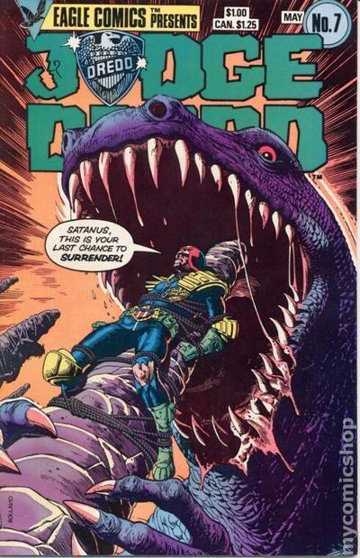Judge Dredd (1983 Eagle/Quality) 7