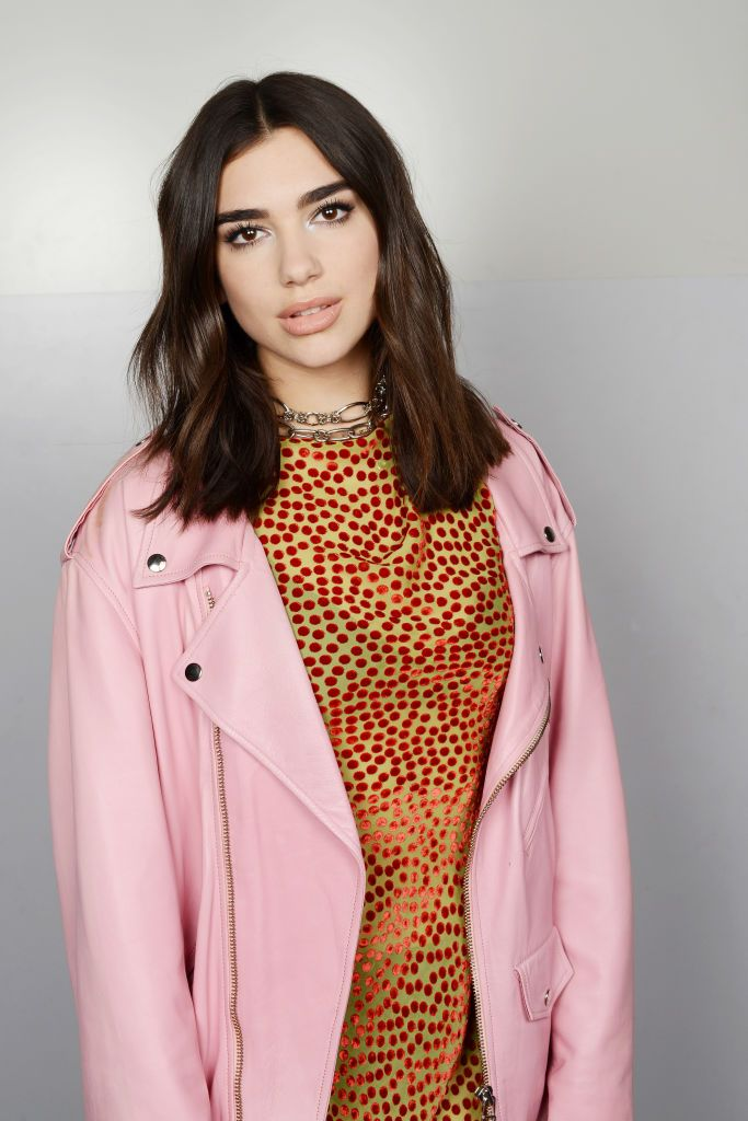 Dua Lipa At Mtv Live Stage At Excel On June 9 2017 In London Dua Lipa Mtv Live