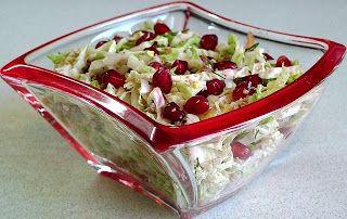 Самые вкусные рецепты: Салат из курицы с гранатом