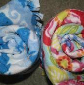 No-sew Toddler Sleeping Bag - via @Craftsy