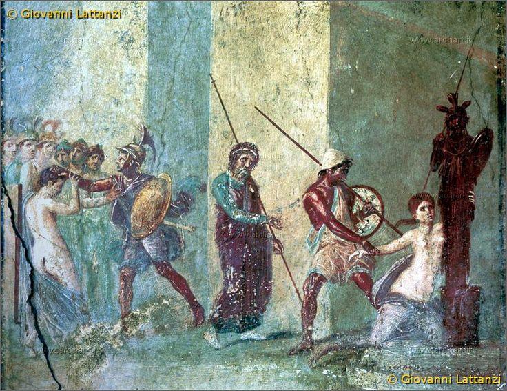 Pompei, casa del Menandro