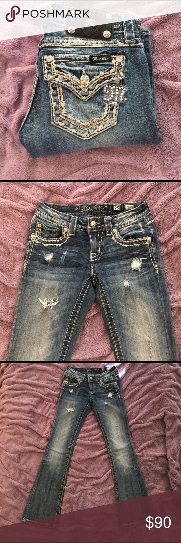 Miss me Jeans NEVER WORN Miss Me jeans. Miss Me Jeans Boot Cut