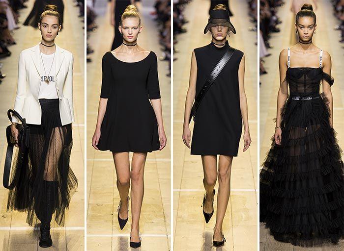 Christian Dior Spring/ Summer 2017 Collection - Paris Fashion Week