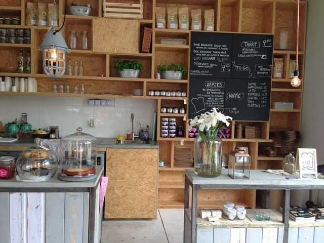 Boterham Amsterdam: concept deli for delicious sandwiches and home & living accessories!