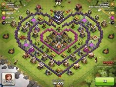 Base Clash of Clan