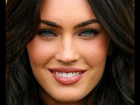 Megan Fox Make-up!