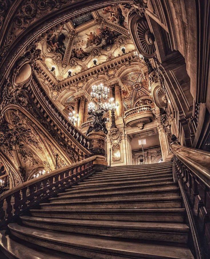 Opera Garnier    – Favourite Places