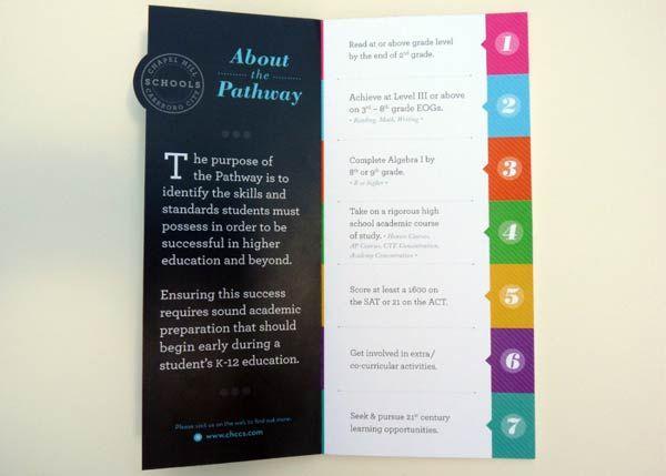 More Ideas. School Brochure Design