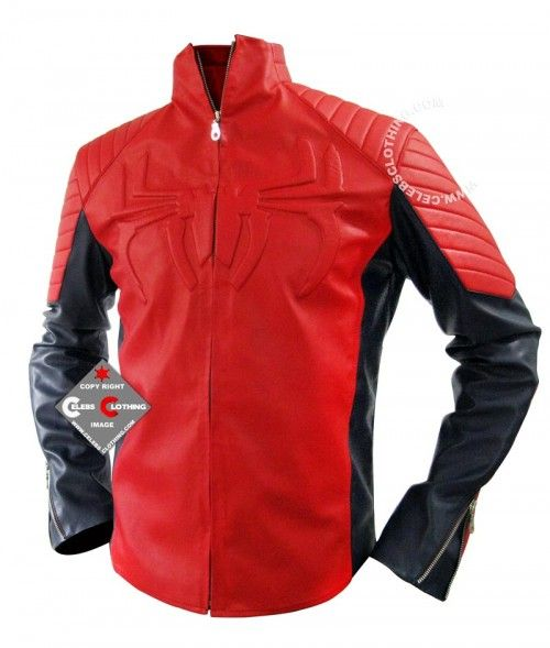 Superb deal on Spidermen jacket for #NewYork #ComicCon Championship. Available at celebsclothing.com