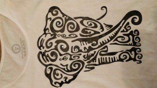 Olifant op shirt