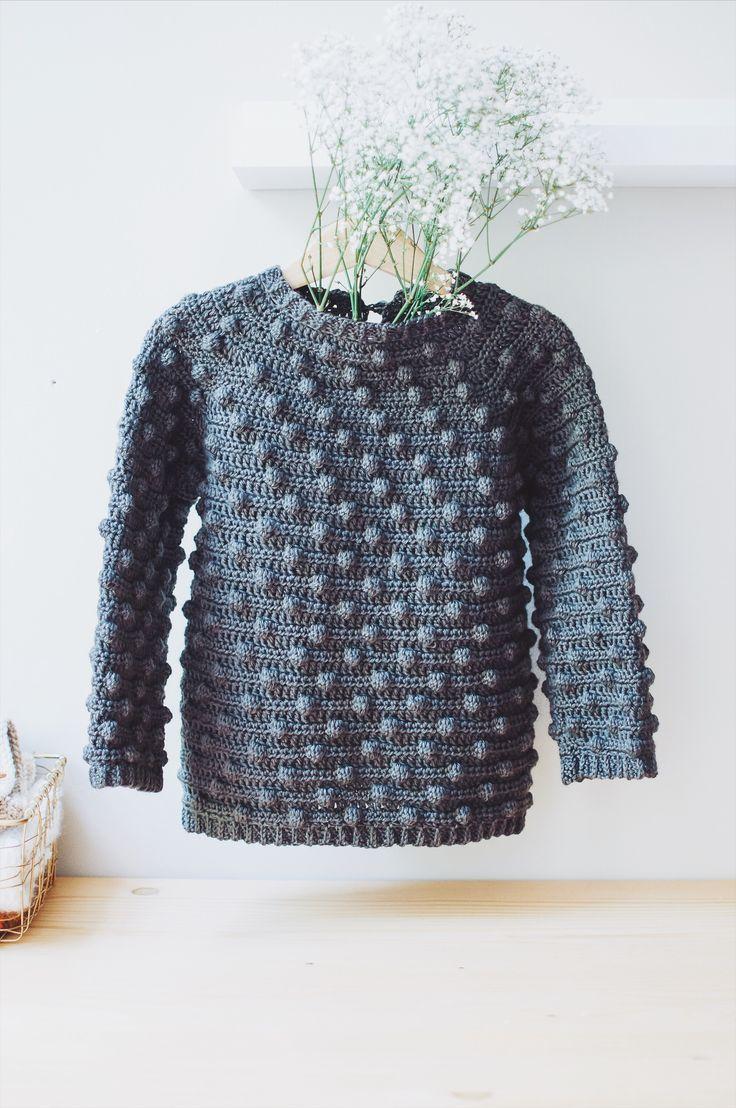 le pull nopes mod le tir de mini dressing au crochet. Black Bedroom Furniture Sets. Home Design Ideas