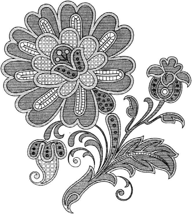 Gallery.ru / Фото #116 - Embroidery II - GWD
