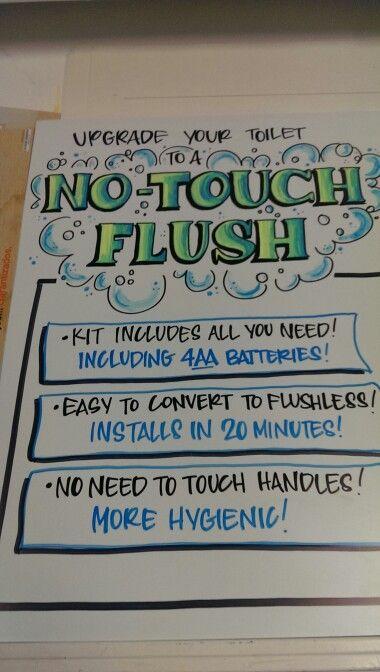 Home Depot Sign Koehler Touchless Kit