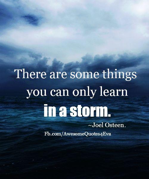 I am storm