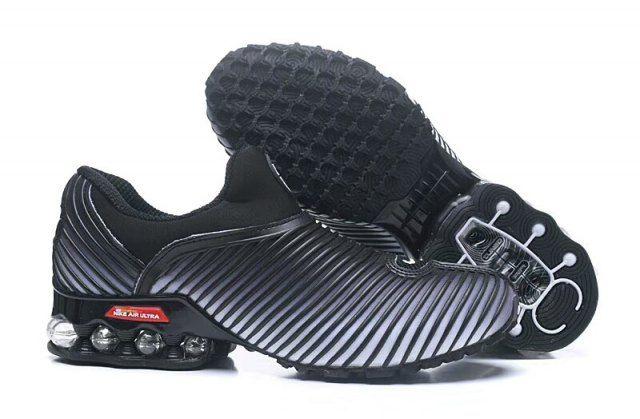 9fd973d3ba Nike Air Max Plus v 50 Cent Shox Black White Grey Mens Footwear ...