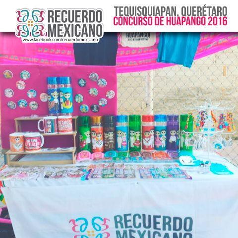 ►TEQUISQUIAPAN QUERETARO 2016◄ www.facebook.com/recuerdomexicano/