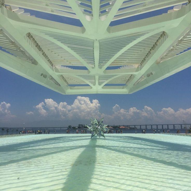 Museum of Tomorrow Rio de Janeiro architect Santiago Calatrava