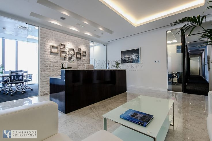 Creative zone designed by cambridge consultancy dubai for Office design cambridge