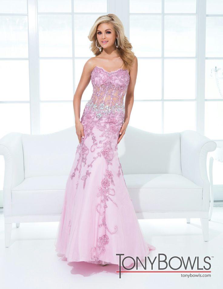 Tony Bowls Prom Dresses Pink – fashion dresses