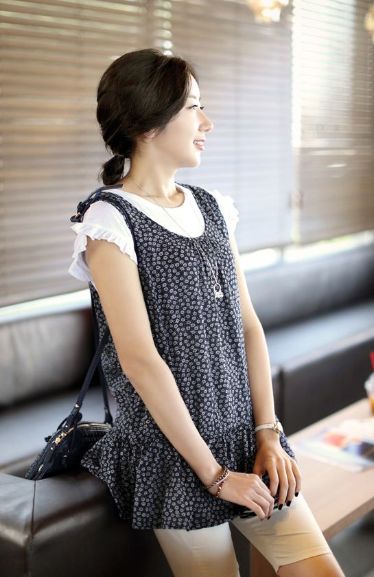 Republic of Korea reigning Women's Clothing Store [CANMART]  #koreafashionshop #fashion_pinter #pinterclothes #pintershop #Fashion_women #goodquality #goodfabric #korea #dailylook #dailyfashion #CANMART #OOTD #daily_blouse #basic_blouse #stylish_blouse #popolar_blouse #korea_blouse #fashionable_blouse #women_blouse #summer_blouse #blouse  Marina City blouse / Size : FREE / Price : 25.80 USD