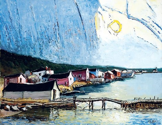 Jean-Claude Roy's Newfoundland