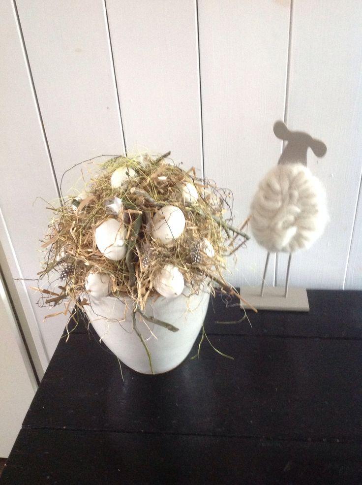 Simpel en leuk voor Pasen