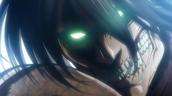 """eren titan pfp Warning SPOILERS: Me:"""" okay Eren its time to tansform"""". Eren"""