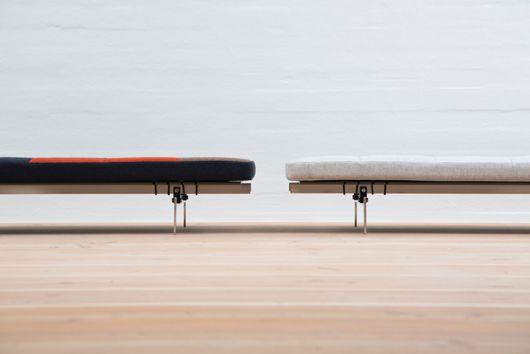 """""""stoflighed"""", proyecto que rinde homenaje al diseño danés comisariado por el colectivo Norse Projects en colaboración con Vault de Vans, Kvadrat, Poul Kjærholm y Fritz Hansen"""