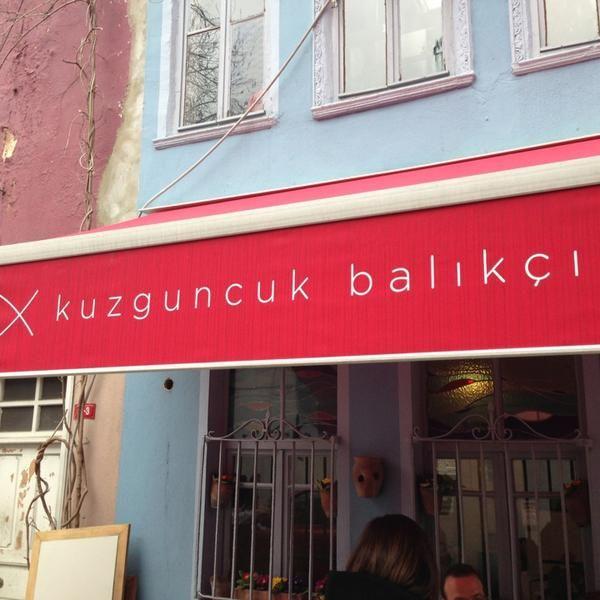 Kuzguncuk Balikcisi Deniz Mahsulleri Restoranı İcadiye Caddesi (Perihan Abla Sokak 1-3 Kuzguncuk), Üsküdar