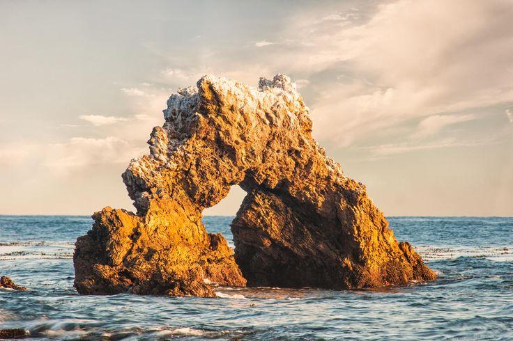 Natural Bridge in Corona Del Mar by Nazeem S on 500px