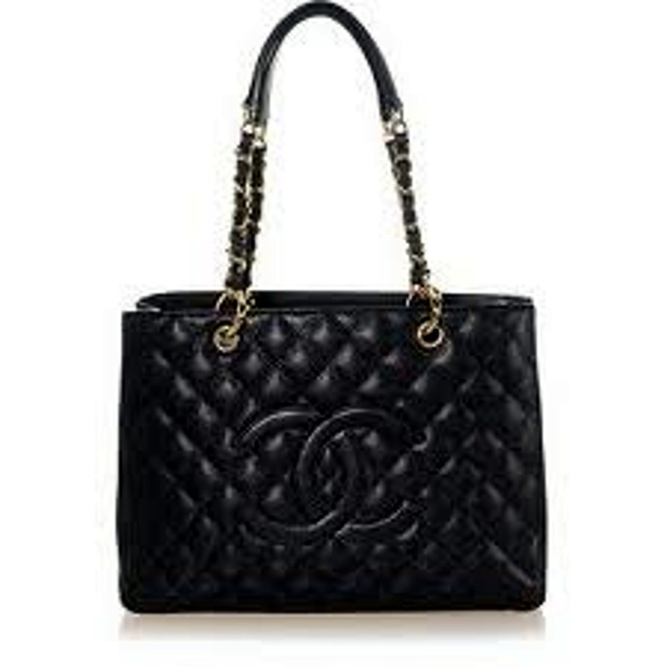 Best 20+ Chanel tote ideas on Pinterest | Chanel bags ...