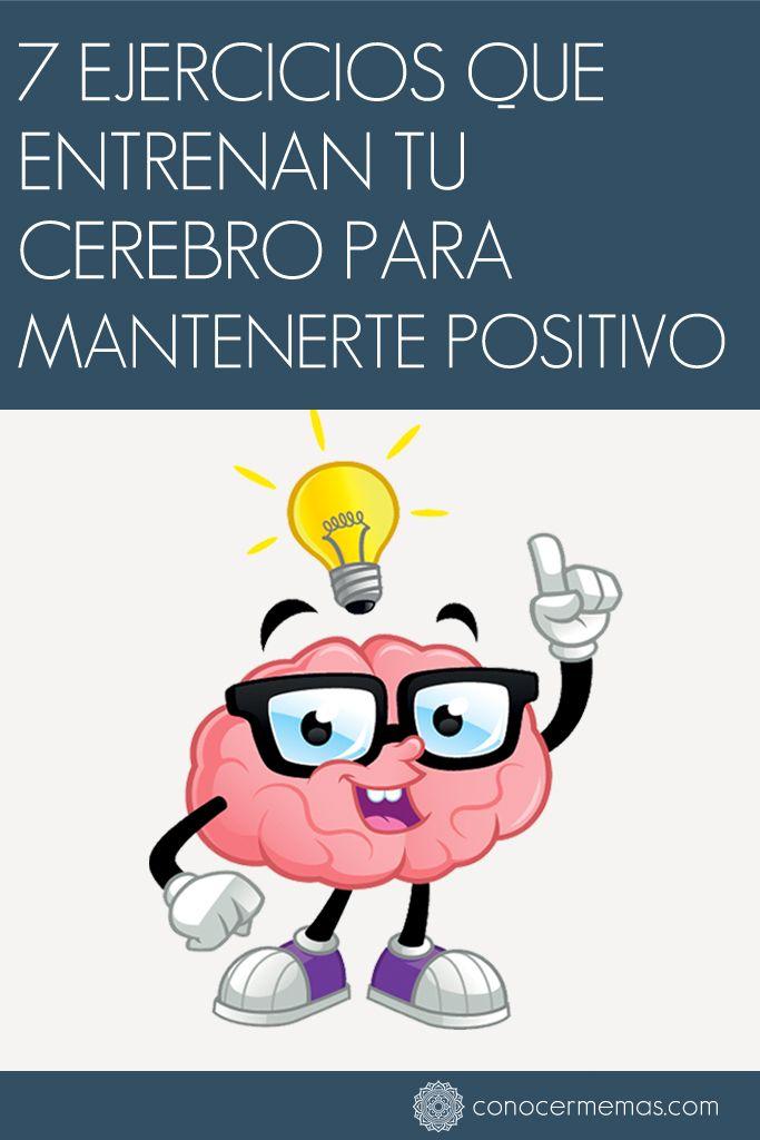"""Como pensador positivo diario, las distracciones de la vida, las personas negativas y otros """"drenadores de cerebros"""" externos pueden dejarte enfrentado con desafíos que vencer. La parte buena es que puedes aprender a entrenar tu cerebro para ayudar a mantenerte positivo cuando los tiempos son difíciles. PRUEBA ESTOS 7 CONSEJOS PARA AYUDAR A ENTRENAR A TU CEREBRO A MANTENERSE POSITIVO: 1. GRATITUD DIARIA """"La gratitud es la flor más bella que brota del alma"""" - Henry Ward Bee..."""