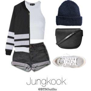 When you First Meet Him: Jungkook