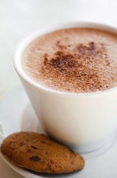 Fűszeres forró csokoládé