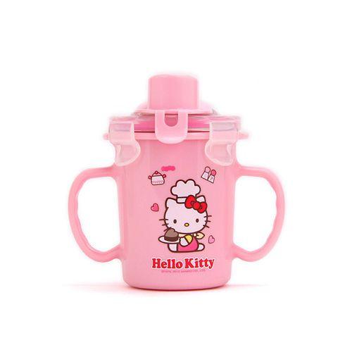 Housewares Household Articles- HelloKitty Heart water bottle 4EA