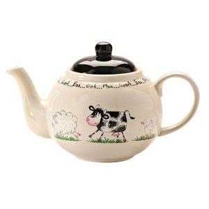 Dzbanek do herbaty dla 6 osób Home Farm