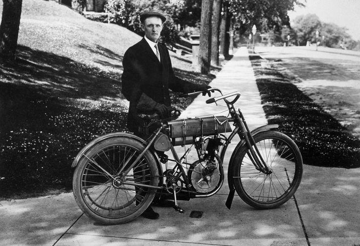 1909 - Harley Davidson