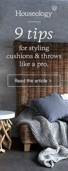 Update your home interiors and style your cushions and throws like a pro with our top tips to choosing the perfect soft furnishings for your space