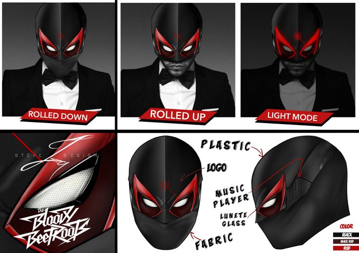 Creative TIME! The Bloody Beetroots