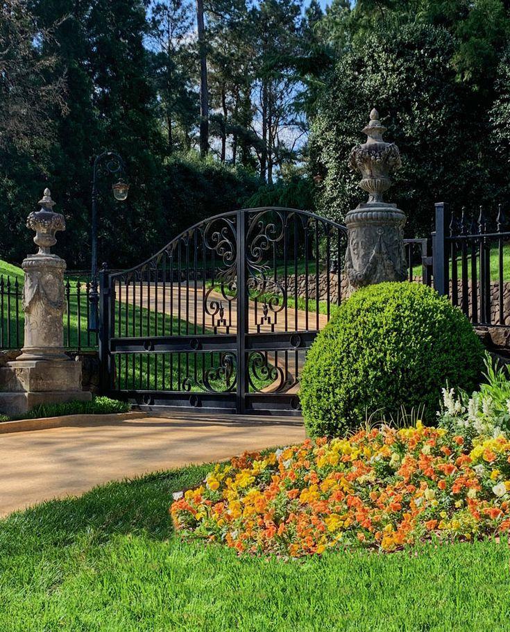 Atlanta Landscaping: Atlanta's Dreamy Homes In The Spring