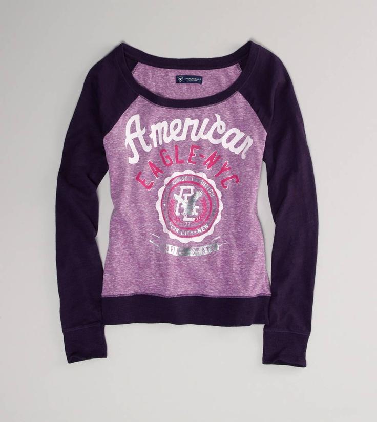 American Eagle Shirt- LOVEE