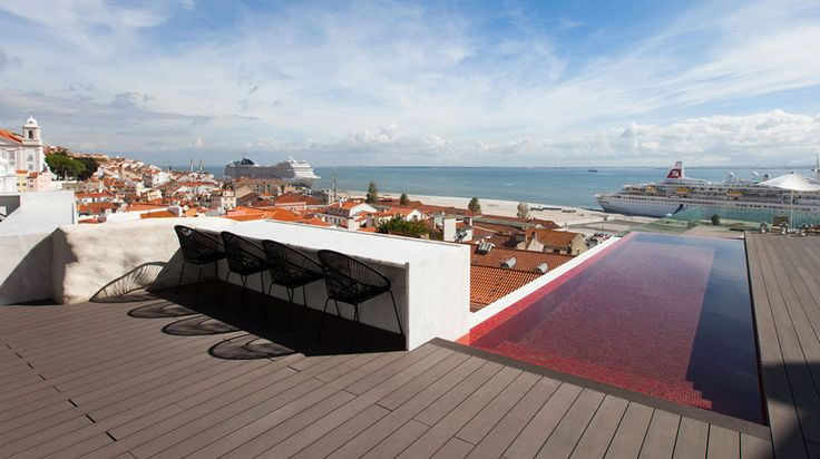 Memmo Alfama hotel, Lisboa
