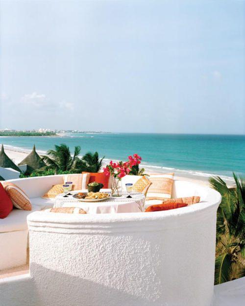 Happy Hour, Roof Decks, Beach House, Favorite Places, Breakfast, The View, The Ocean, Coastal Living, Ocean View