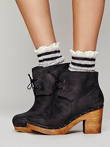 I'm With A Dreamer Clog Boot | #free people