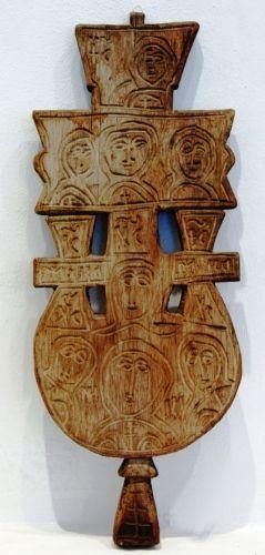 Ştampilă; Pistornic - Muzeul Naţional al Ţăranului Român - BUCUREŞTI (Patrimoniul Cultural National Mobil din Romania. Ordin de clasare: 2071/19.02.2009 - Tezaur)