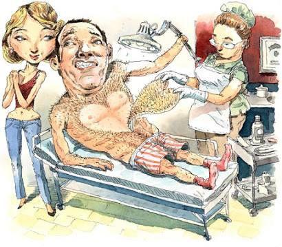 Get waxed!
