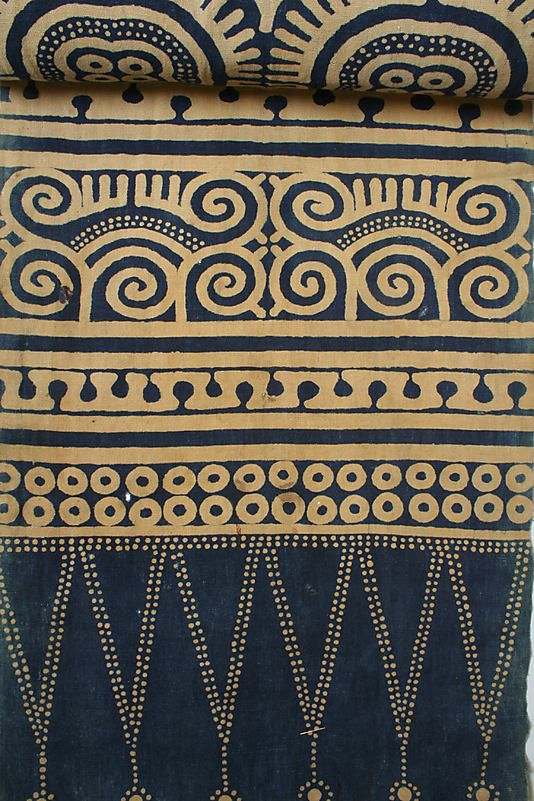 Ceremonial Textile (Sarita), Indonesia, Sulawesi, 19th  - early 20th century.
