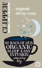 Clipper SLEEP EASY, Bio nyugtató tea